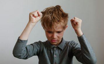 Agresiven otrok Jesper Juul