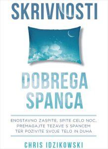 Knjiga Skrivnosti dobrega spanca