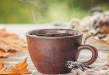 vroč čaj rak na požiralniku