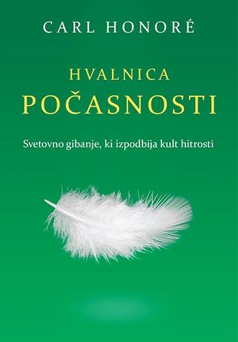Poletno branje - Hvalnica počasnosti - knjiga
