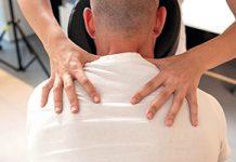 stol masaža