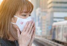 zaščitna maska za usta obraz