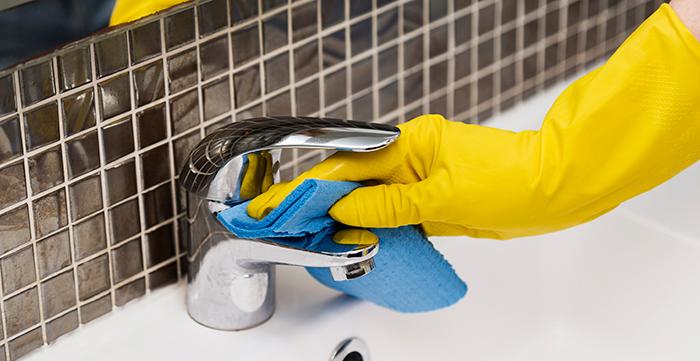 čiščenje brez kemikalij