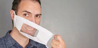 Maske za gluhe in naglušne