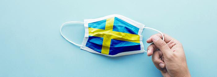 Švedska covid