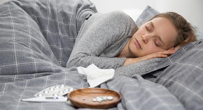 spanje imunski sistem