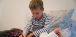 Nezgodno zavarovanje otrok